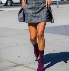 運動襪靴怎么穿衣搭配