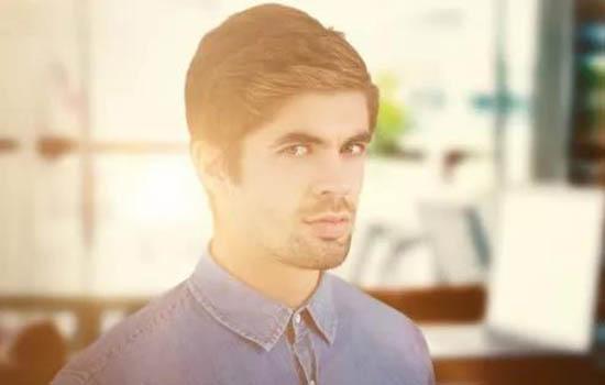 椭圆脸适合什么发型男 选对发型真的超帅