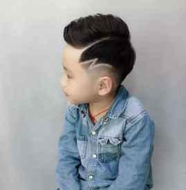 今年小男孩流行什么发型 这六款发型帅出新高度