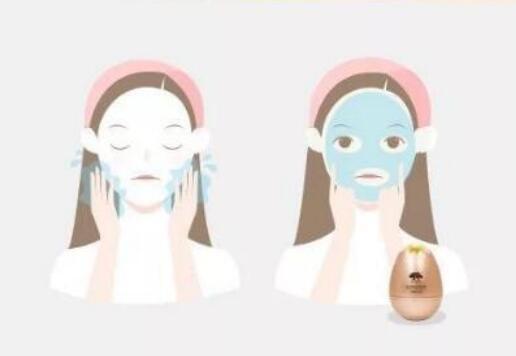 蛋蛋面膜最佳的使用方法是什么 用完要进行毛孔收敛