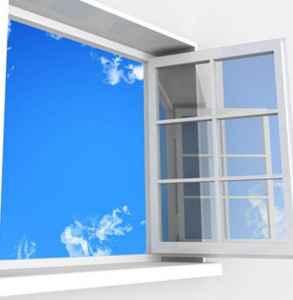 向外推的窗户怎么关