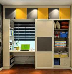 组合衣柜怎么装
