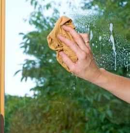 窗户外面擦不到怎么办