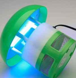 led灭蚊灯有辐射吗