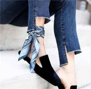 穆勒鞋怎么搭配好看