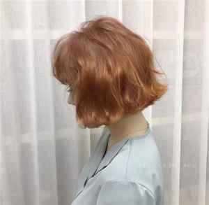 脏橘色头发适合什么肤色