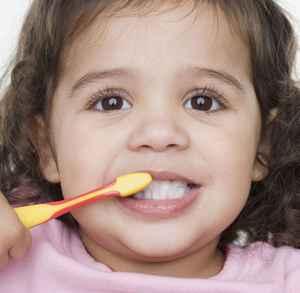 含氟牙膏对牙齿的作用