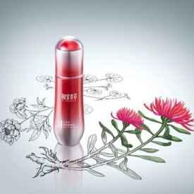 相宜本草红景天小红瓶,守护夏日十二时辰的美丽肌肤