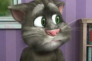 会说话的汤姆猫2面部运动触发攻略