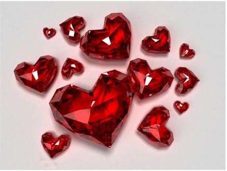 红色系宝石都有哪些