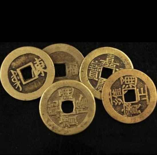 淘宝仿造的五帝钱能用吗  五帝钱有什么作用?