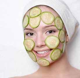 黄瓜可以直接敷在脸上吗