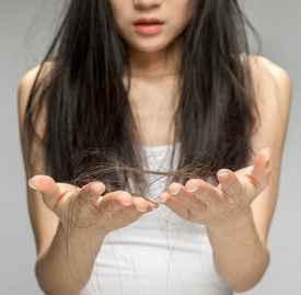 怎样减轻掉头发