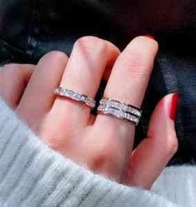排钻戒指什么样的最好看