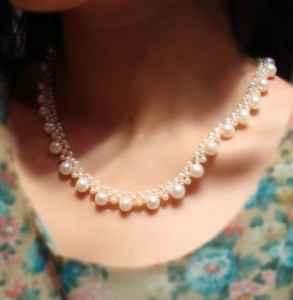佩戴珍珠項鏈的好處 來自海洋的饋贈