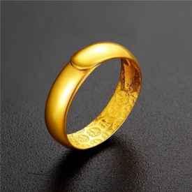 怎么看黄金戒指的真假 黄金戒指真假最简单的检验方法