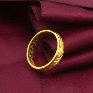 女士黄金戒指一般几克