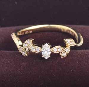 白金钻石戒指怎样保养 钻戒越戴越闪亮