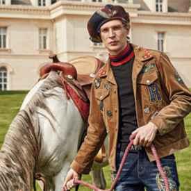 CALRAFNI,经历史长河发展蜕变出的意大利时尚男装