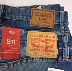 lee和levis哪个档次高 lee和levis牛仔裤有哪些区别