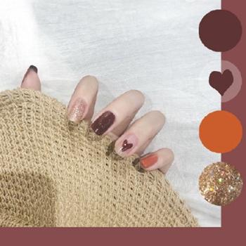 冬天做指甲做什么颜色好看 显白才是王道
