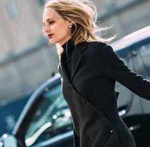 大衣怎么搭配 每个女生都是大衣控