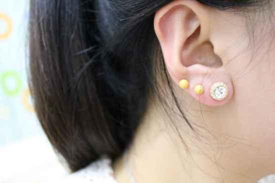 打耳洞可以冬天去吗,不冷不热打耳洞最合适不会发炎