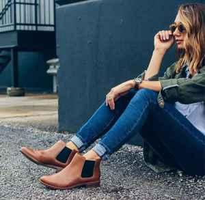 冬天穿什么鞋子 你就是整个冬季最靓的妞
