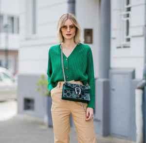 针织衫和毛衣的区别 毛衣算是针织衫吗