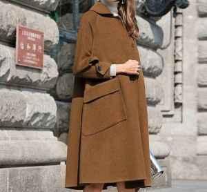 羊绒大衣什么温度下穿 羊绒大衣适合什么年龄