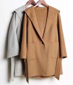 羊绒大衣有褶皱怎么办 羊绒大衣容易皱吗