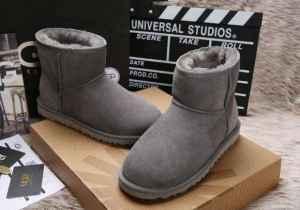 雪地靴为什么叫雪地靴 UGG雪地靴是怎么起源的