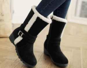 雪地靴会越穿越大吗 雪地靴大了怎么办