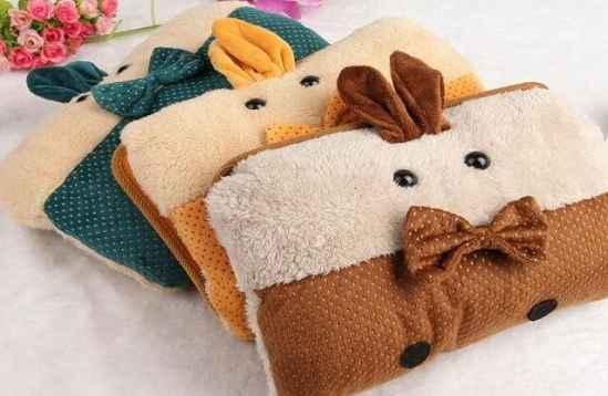 热水袋健康小帮手 热水袋能驱寒也能缓解病痛
