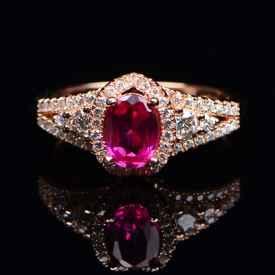 红宝石为什么没有很大的 原因是这样的