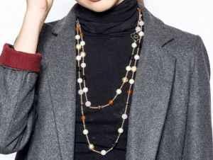 毛衣链和项链有什么不一样 毛衣链和普通项链要学会区分
