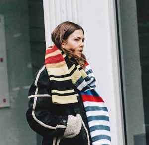 围巾卷边怎么办 你应该这样呵护心爱的围巾