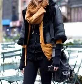 冬天手套什么颜色好看 冬季时髦点的搭配利器色