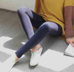 秋裤可以外穿吗 打底裤和秋裤可不一样