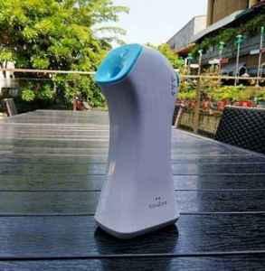 喷雾补水仪为什么会亮紫灯 可能是这个意思