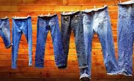 洗牛仔裤放盐还是白醋 都可以防止牛仔裤褪色