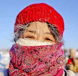 東北零下四十度穿羽絨服還是棉服 東北過冬攻略