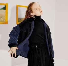 高領打底衫外套搭配 你一定想不到的溫暖氣質穿搭
