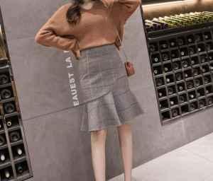 鱼尾裙适合胯大的人穿吗 胯宽屁股大的女生穿什么裙子好看