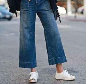 裤脚长了怎么改小窍门 再也不用去裁缝店了