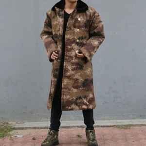 軍大衣為什么暖和