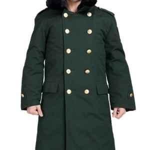 军大衣有多长 如何挑选军大衣