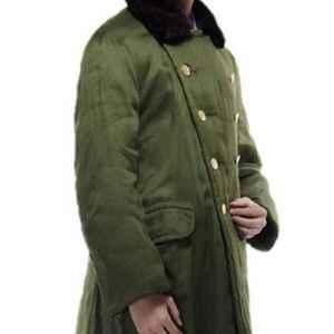 军大衣怎么分辨真假