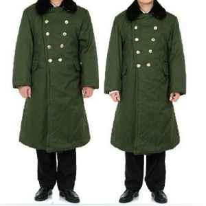 老式军大衣怎么洗