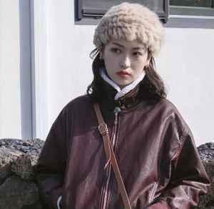 羊羔毛外套穿着显胖吗 这样搭配你一定会喜欢